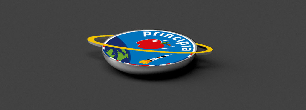 Principia Patch Case